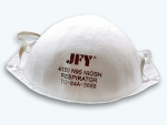 JFY N95 Particulate Respirator Mask 4150 (Please email info@xpdauto.com for bulk purchases)